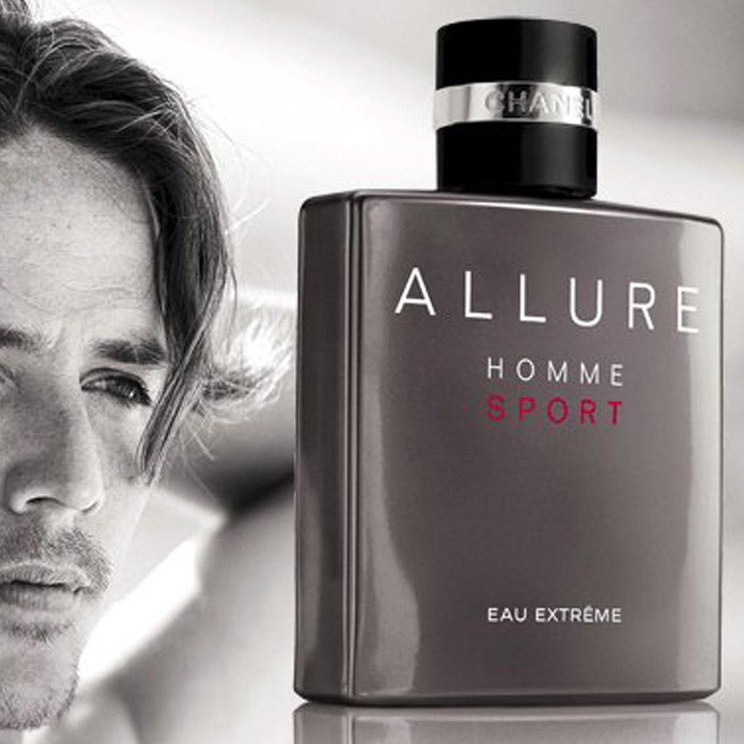 37fb5ba8d Chanel Allure Homme Sport Eau Extreme عطر مردانه شنل آلوره هوم اسپرت ائو  اکستریم